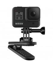 Аксесоар GoPro - Magnetic Swivel Clip, черен