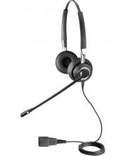 Слушалка Jabra BIZ - 2400 II IP, черна