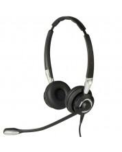 Слушалки Jabra BIZ - 2400 II IP, черни