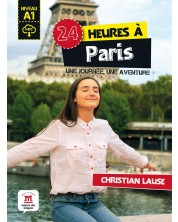 24 heures a Paris A1 + MP3 telechargeable -1