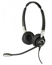 Слушалки Jabra BIZ - 2400 II QD, черни