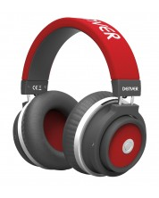 Безжични слушалки Denver - BTH-250, червени