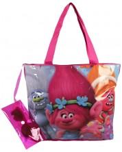 Детска плажна чанта с очила Cerda – Trolls