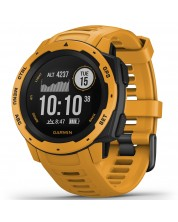 GPS часовник Garmin - Instinct, sunburst -1