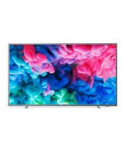 "Смарт телевизор Philips - 65PUS6523/12, 65"", 4K UHD LED, сребрист -1"