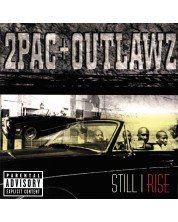 2 Pac & Outlawz - Still I Rise (CD) -1