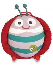 Детска кръгла раница Oops - Калинка -1