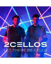 2cellos - Let There Be Cello (CD) -1