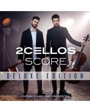 2CELLOS - Score (Deluxe Edition) (CD + DVD) -1