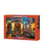 Пъзел Castorland от 3000 части - Нашето любимо място във Венеция