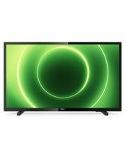 """Смарт телевизор Philips - 32PHS6605/12, 32"""", HD LED, черен -1"""