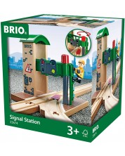 ЖП аксесоар Brio - Разпределителна гара