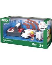 Влак Brio - Пътнически, с дистанционно управление