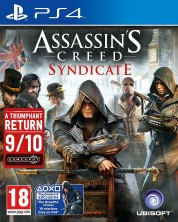 Assassin's Creed: Syndicate (PS4) -1