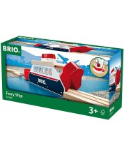 Играчка Brio - Ферибот