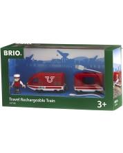 Играчка Brio - Влакче с презареждане