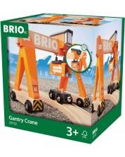 Комплект Brio - Кран с рамка, 4 части