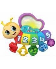Бебешка музикална играчка LeapFrog - Пеперуда -1