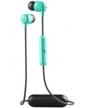 Слушалки с микрофон Skullcandy - Jib Wireless, miami/black -1