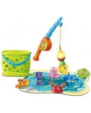 Детска интерактивна игра Vtech - Забавен риболов -1