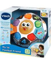 Интерактивна играчка Vtech - Моята първа футболна топка -1