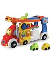 Интерактивна играчка Vtech Toot-Toot Drivers - Забавен автовоз