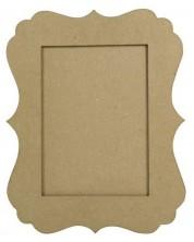 Фигура за декупаж Décopatch - Рамка за снимка, 31 х 25 cm