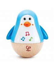 Музикална играчка Hape - Пингвин -1