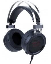 Гейминг слушалки Redragon - Scylla H901, черни
