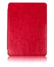 Калъф за Kindle Paperwhite 4 (2018) Eread - Business, червен