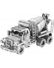 3D метален пъзел Tronico - Бетоновоз