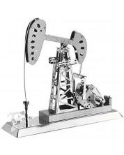 3D метален пъзел Tronico - Нефтена помпа
