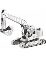 3D метален пъзел Tronico - Верижен багер