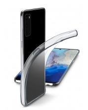 Калъф Cellularline - Fine, за Samsung Galaxy S20, прозрачен