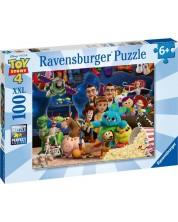 Пъзел Ravensburger от 100 XXL части - Играта на играчките 4