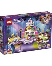 Конструктор Lego Friends - Състезание по пекарство (41393)