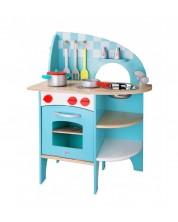 Детска игра - Classic World - кухня, синя
