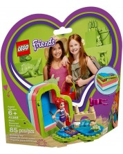 Конструктор Lego Friends - Mia's Summer Heart Box (41388)