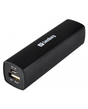 Портативна батерия Sandberg - PowerBar Classic 2200 mAh -1