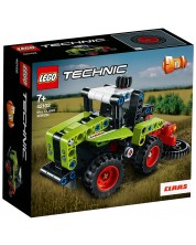 Конструктор Lego Technic - Mini Claas Xerion (42102)