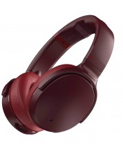 Слушалки с микрофон Skullcandy - Venue Wireless, moab/red/black -1