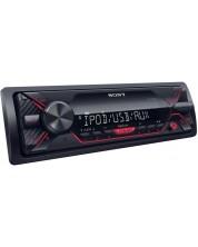 Ресийвър за кола Sony - DSX-A210UI, черен -1