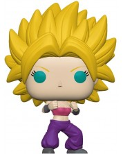 Фигура Funko POP! Animation: Dragon Ball Super - Super Saiyan Caulifla