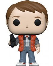Фигура Funko POP! Movies: Back to the Future - Marty in Puffy Vest