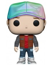 Фигура Funko POP! Movies: Back to the Future - Marty in Future Outfit