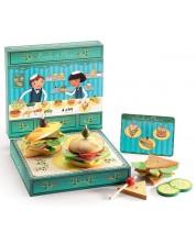 Детски комплект Djeco - Сандвичи