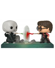 Фигура Funko POP! Moments: Harry Potter - Harry VS Voldemort