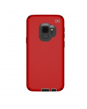Калъф Speck - Presidio Sport за Samsung Galaxy S9, Heartrate Red