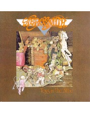 Aerosmith - Toys In The Attic (CD) -1