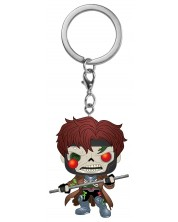 Ключодържател Funko Pocket POP! Marvel Zombs - Gambit -1